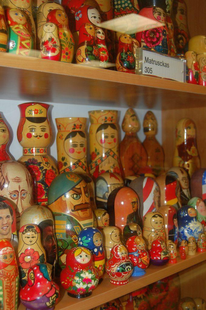 Russische Poppen